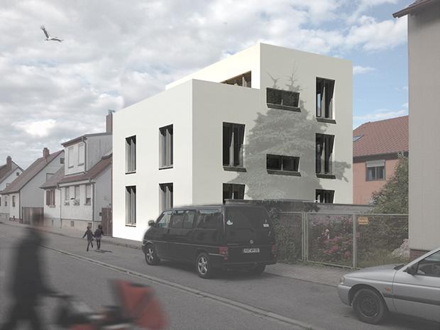 Vorderhaus in Stutensee