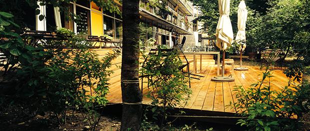 Sonnendeck - Restaurant Kantine